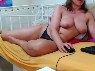 Webcamsex met Gourmandise